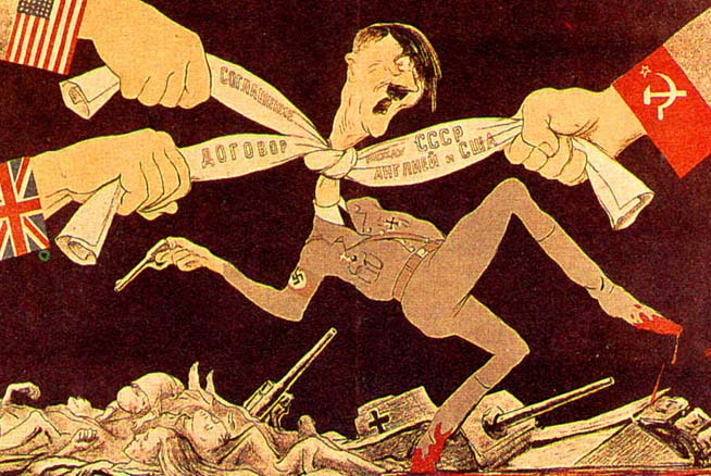 Hitler ikinci dunya savasi