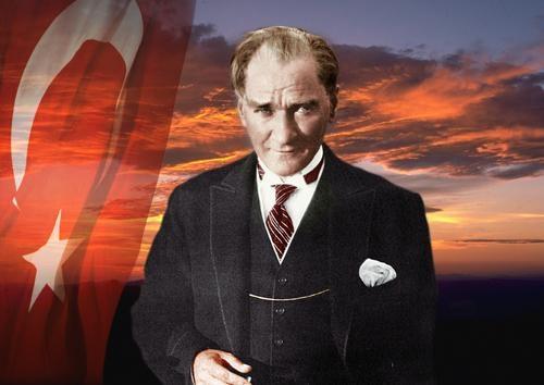 Hiçbir Zaman Unutulmayacak: Atatürk