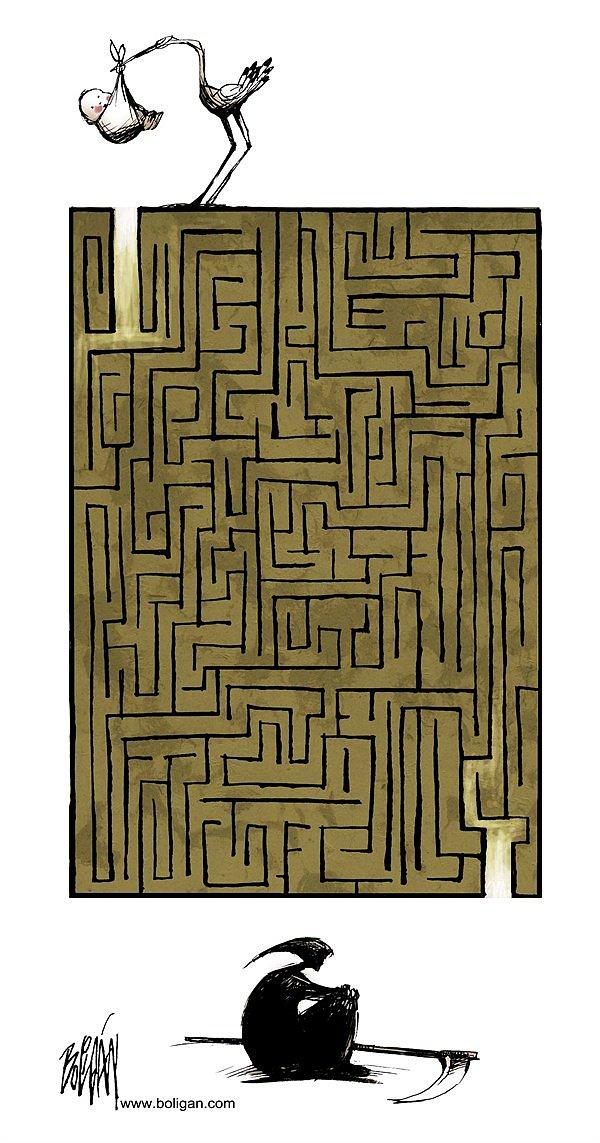 Modern Hayat Karikatur 15