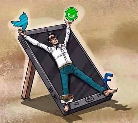 Modern Hayat Karikatur 3