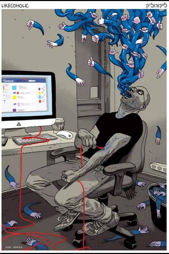 Modern Hayat Karikatur 4