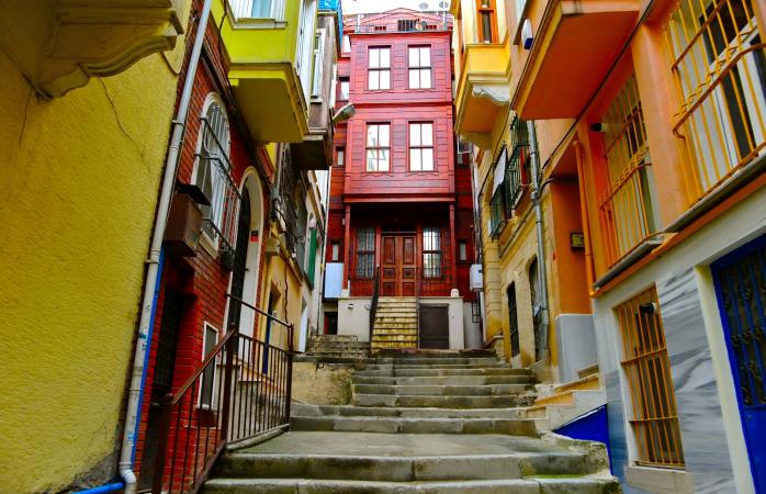 İstanbul'da yapılacak şeyler, Cihangir