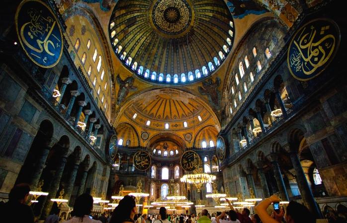 İstanbul'da yapılacak şeyler, Ayasofya