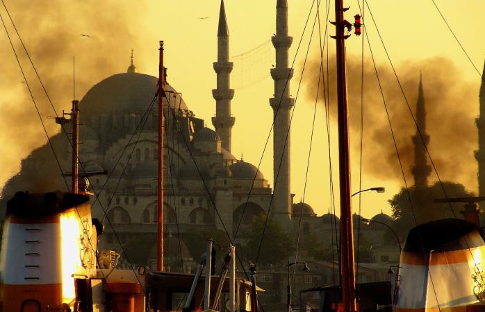 İstanbul'da yapılacak şeyler